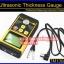 เครื่องวัดความหนาโลหะ เครื่องวัดความหนาอัลตร้าโซนิค Digital LCD Ultrasonic Thickness Gauge Meter Tester TM130D (สินค้า Pre-Order 2สัปดาห์) thumbnail 2
