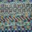 ผ้าปักลายกางเกง โทนสีน้ำเงินสดใส thumbnail 3