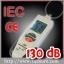 SOU001 เครื่องวัดความดังเสียง PRO Digital Sound Meter Noise Level 30 ~ 130dB รุ่น AHJ-502 (From Australia) thumbnail 1