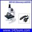 SCI009 กล้องจุลทรรศน์ กล้องไมโครสโคป 200X STUDENT MONOCULAR BIOLOGICAL COMPOUND MICROSCOPE ยี่ห้อ OEM รุ่น H-XSP-200X thumbnail 1