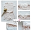 ชุดเสื้อ+กางเกง ผ้าลูกไม้ สีขาว มีซับในอย่างดี คอเต่า สวยหวาน สินค้าคุณภาพ ราคาไม่แพง thumbnail 2