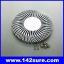SIK002: ฮีทซิงค์ ระบายความร้อน หลอดไฟ LED อลูมิเนียมระบายความร้อน Round Aluminum Heatsink for 10W LED High Power Panel thumbnail 1