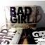 กระเป๋าแฟชั่น BAD GIRL สีทอง หนัง PU ใส่ IPAD ได้ มีสายสะพาย ((โปรโมชั่นส่งฟรี)) thumbnail 8