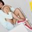 Fitflop F-Pop Ballerina Canvas Timberwolf ของแท้ นำเข้าจาก USA และ UK thumbnail 3