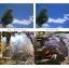 RayBan - RB3025 019/W3 Aviator Polarized Crystal Silver Lens, 58 mm. thumbnail 5