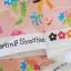 ผ้าคอตตอนลินินญี่ปุ่น ลาย เด็กผู้หญิง Popping Smoothie สีชมพูหวานเนื้อดีลายน่ารักมากค่ะ thumbnail 4