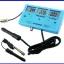 เครื่องมือวัด 6-in-1 Multi-Function Digital LCD Meter Water Tester EC CF TDS (ppm) PH °C °F thumbnail 1