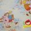 ผ้าฝ้ายญี่ปุ่นลาย เด็กผู้หญิง Petite Marianne โทนเหลือง น่ารักมากค่ะ ผ้าเนื้อดีสีสวย คอตตอน 100% thumbnail 2