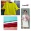 เสื้อแฟชั่นผ้าฮานาโกะ เสื้อทำงาน สีขาวครีม แขนสามส่วนแต่งโบว์ น่ารักมากๆ สินค้าคุณภาพดี ราคาไม่แพง thumbnail 8
