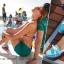 W7 (24 cm.) : Women's Beach Line Hybrid Boat Shoe - Pool / Nautical Navy ของแท้ Outlet ไทยและอเมริกา thumbnail 3