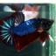 """(ขายแล้วครับ)""""คัดเกรด""""ปลากัดครีบสั้น-Halfmoon Plakats Super Fancy Ghost Devil Grade A thumbnail 9"""