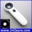 DLT019 กล้องส่องพระ (ระดับเซียนพระ) กล้องส่องจิวเวอร์รี่ พร้อมไฟLED ขยาย40X Glass Magnifying Magnifier Jeweler Eye Jewelry Loupe Led Light thumbnail 1
