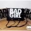กระเป๋าแฟชั่น BAD GIRL สีดำ หนัง PU ใส่ IPAD ได้ มีสายสะพาย ((โปรโมชั่นส่งฟรี)) thumbnail 7