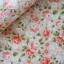 คอตตอนเกาหลีลายดอกกุหลาบสีโอรส เนื้อผ้านิ่มตัดเสื้อได้ เหมาะกับงานผ้าทุกชนิด thumbnail 1