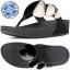 Fitflop Hanabira Black/White ของแท้ นำเข้าจาก USA และ UK thumbnail 1