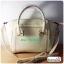 กระเป๋าแฟชั่น ดีไซน์สวยเรียบหรู สีขาว คลาสสิค แบบยอดนิยม เหมาะกับทุกโอกาส สามารถถือและสะพายได้ทั้งสองแบบ ((โปรโมชั่นส่งฟรี)) thumbnail 12
