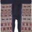 กางเกงผ้าปักมือ ลายโบราณทั้งผืน โทนสีน้ำตาลแก่ มีสายมัดเอว thumbnail 1