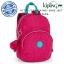 Kipling Jaque Toddlers Backpack - Flamboyant Pink C (Belgium) thumbnail 1