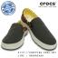 M8/W10 (27 cm.) : Crocs Norlin Burger Slip On - Graphite / White ของแท้ Outlet ไทยและอเมริกา thumbnail 1