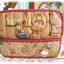 กระเป๋าใส่ Ipad ลาย เบสแอนด์บิลลี่ มีช่องใส่ของจุกจิกด้านหน้ากระเป๋า ผ้าญี่ปุ่น ควิลล์มือค่ะ ปกป้องไอแพดที่รักของคุณ น่ารักไม่ซ้ำใคร thumbnail 1