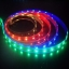 LES017 LED RGB 300 LED Flexible Strip Ribbon 5M 5050 12V เปลี่ยนสีได้ (กันน้ำได้) (Chip from Taiwan) thumbnail 1