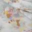 ผ้าฝ้ายญี่ปุ่นลาย เด็กผู้หญิง Petite Marianne โทนครีม-เขียวอ่อน น่ารักมากค่ะ ผ้าเนื้อดีสีสวย คอตตอน 100% thumbnail 3
