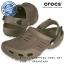 M7 (26 cm) : Crocs Yukon Sport Clog - Khaki / Coffee ของแท้ Outlet ไทยและอเมริกา thumbnail 1