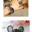 (หมดจ้า) แหวนวินเทจ คริสตัลตัดเหลี่ยมลายนกยูง ตัวแหวนปรับขนาดได้ thumbnail 3