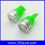 LFC012 ไฟหรี SMD T10 หัวเรียบ-ขอบเรียบ 1W. (จำนวน1คู่ สีเขียว) ยี่ห้อ OEM รุ่น thumbnail 1