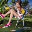 US6 : Fitflop Sunny Loafers Rio Pink ของแท้ นำเข้าจาก USA และ UK thumbnail 2