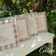 ปลอกหมอนอิงผ้าญี่ปุ่น Ann of Green Gabel ลายบ้าน ขนาด 16 x 16 นิ้ว ถอดซักได้ ขายพร้อมหมอนค่ะ thumbnail 3