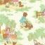 ผ้าฝ้ายญี่ปุ่นลาย เด็กผู้หญิง Petite Marianne โทนครีม-เขียวอ่อน น่ารักมากค่ะ ผ้าเนื้อดีสีสวย คอตตอน 100% thumbnail 1