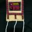 กระเป๋าใส่เหรียญ,เงิน คล้องคอ สีครีม ใบเล็กน่ารัก มีช่องใส่โทรศัพท์และมีช่องซิปใส่เหรียญ thumbnail 1