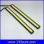 LFC036 ไฟเดย์ไลท์LED ไฟตัดหมอก จำนวน1คู่ แสงสีขาว DayLight LED COB 9W 12V Ultra Bright 17cm High Quality thumbnail 2