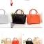 กระเป๋าแฟชั่น ดีไซน์สวยเรียบหรู สีส้ม คลาสสิค แบบยอดนิยม เหมาะกับทุกโอกาส สามารถถือและสะพายได้ทั้งสองแบบ ((โปรโมชั่นส่งฟรี)) thumbnail 16