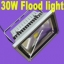 LFL013 LED Flood Light 30W LED 2400 Lumen Warm White สีขาวอมเหลือง Flood/Area/Landscape (Chip from Taiwan) ยี่ห้อ OEM รุ่น 30W thumbnail 1