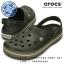 M5/W7 (24 cm.) : Crocband Clog - Dusty Olive / Khaki ของแท้ Outlet ไทยและอเมริกา thumbnail 1