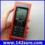 DMT025 : เครื่องวัดระยะเลเซอร์ ตลับเมตรเลเซอร์ดิจิตอล มิเตอร์วัดระยะดิจิตอล Laser Distance Meter Measure 0.1m-70meter UT391A thumbnail 1