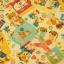 คอตตอนญี่ปุ่น ลาย Hallmark เหมาะสำหรับงานผ้าทุกชนิด ตัด กระโปรง ทำกระเป๋า ปลอกหมอน และอื่นๆ thumbnail 3