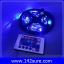 LES036 ไฟLED RGB 300LEDs Flexible Strip Ribbon 5M 3528 12V 60LED/M พร้อมชุดรีโมทควบคุม เปลี่ยนสีได้ (ไม่กันน้ำ) thumbnail 6
