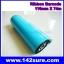 RBC001 ริบบอนบาร์โค๊ด (Barcode Ribbon)WAX Ribbon 110MM X 74M หมึกสำหรับเครื่องพิมพ์บาร์โค้ด ยี่ห้อ OEM รุ่น 110mm X 74m thumbnail 1