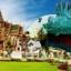 """""""คัดเกรด""""ปลากัดครีบสั้น-Halfmoon Plakats Fancy Dragon thumbnail 1"""
