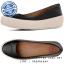 Fitflop Due Leather Black/Marshmallow ของแท้ นำเข้าจาก USA และ UK (มีกล่อง) thumbnail 1