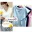 เสื้อแฟชั่น ผ้าฮานาโกะ สีชมพู แต่งระบายอกสวยหวาน สินค้าคุณภาพ ราคาไม่แพง thumbnail 2