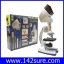 SCI027 กล้องจุลทรรศน์ กล้องไมโครสโคป พร้อมอุปกรณ์ 100x 600x 1200x Hagen 1200 child biological microscope thumbnail 1