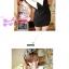 SALE//SALE (ส่งฟรี) ชุดเดรส สไตล์เกาหลี สีชมพูโรส คอปกสีขาว มีซิปด้านข้าง เข้ารูปทรงสวยมากค่ะ thumbnail 16