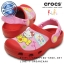 J1 (21.5 cm.) : Creative Crocs Hello Kitty Plane Clog - Red ของแท้ Outlet ไทยและอเมริกา thumbnail 1