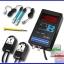 เครื่องวัดค่ากรดด่าง มีเอาพุทรีเลย์ ควบคุมการทำงานปั๊มได้ pH ORP Controller Monitor Meter 2 Socket Tester ±1999mV (สินค้าPre Order) thumbnail 1