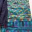 กางเกงปัก สำหรับผู้หญิง โทนสีน้ำเงินสดใส thumbnail 2