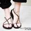 W7 (24.5 cm.) : Crocs Really Sexi Sandal - Black ของแท้ Outlet ไทยและอเมริกา thumbnail 3